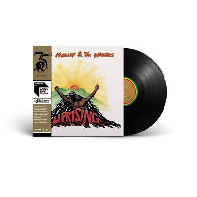 Bob Marley & The Wailers - Uprising (Half-Speed LP) (Vinyl)