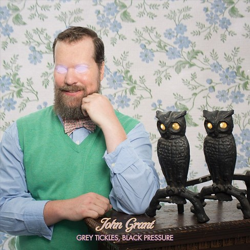 John grant - Grey tickles black pressure (Vinyl) - image 1 of 1