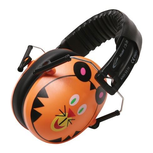 Califone HS-TI Hush Buddy Tiger Themed Earmuff Hearing Protector - image 1 of 1