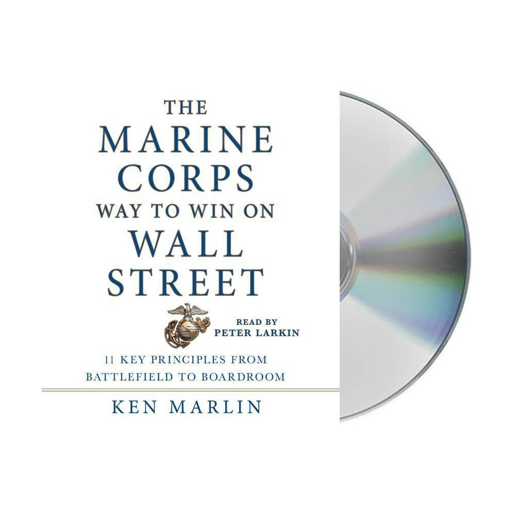 The Marine Corps Way to Win on Wall Street - by Ken Marlin (AudioCD) Electronics > Books - Mmbv > Books > Books