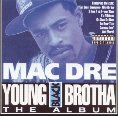 Mac Dre - Young Black Brotha The Album (CD)