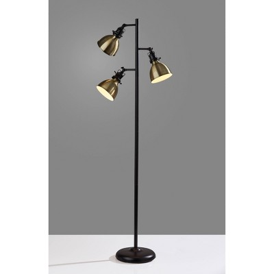 Alden Tree Lamp Bronze - Adesso