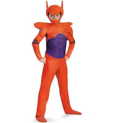 Big Hero 6 Red Baymax Classic Child Costume