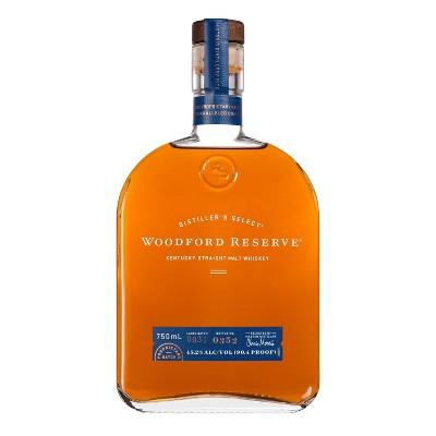 Woodford Reserve Kentucky Straight Malt Whiskey - 750ml Bottle