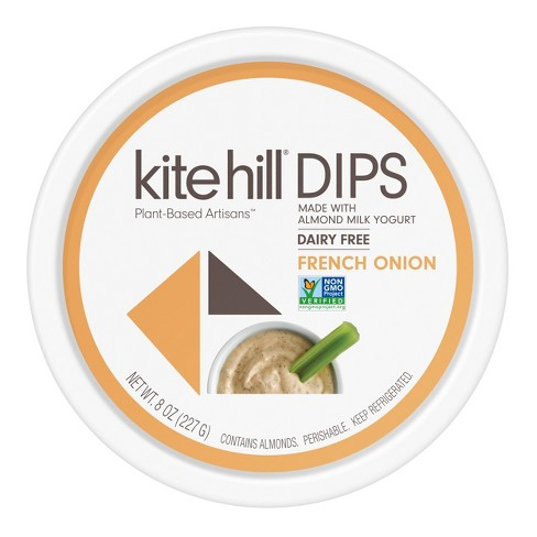 Kite Hill Dairy-Free French Onion Dip - 8oz - image 1 of 4