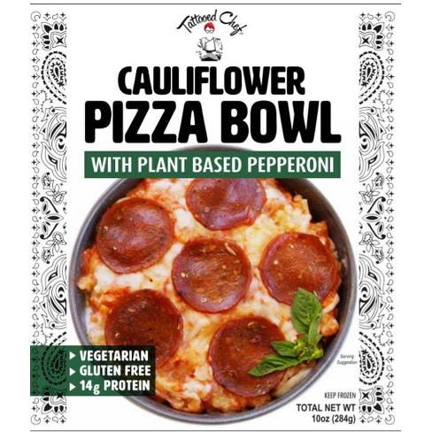 Tattooed Chef Cauliflower Pizza Bowl - 10oz - image 1 of 4