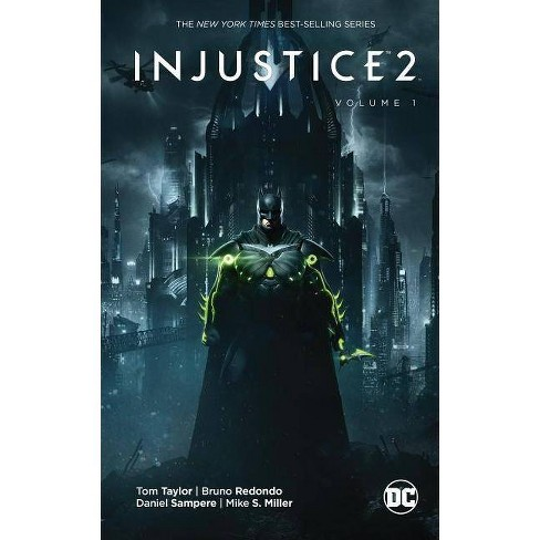 Injustice 2 Vol. 1 - by  Tom Taylor (Paperback) - image 1 of 1