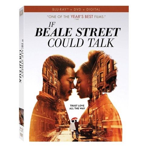 If Beale Street Could Talk  (Blu-Ray + DVD + Digital) - image 1 of 1