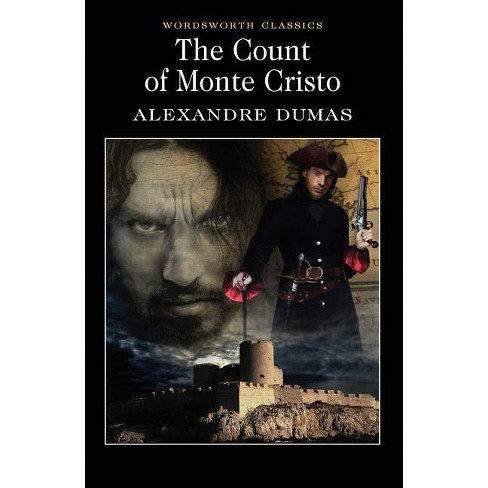 The Count of Monte Cristo - (Wordsworth Classics) by  Alexandre Dumas (Paperback) - image 1 of 1