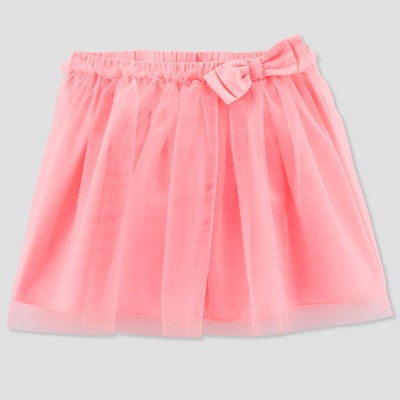 Baby Girls' Tutu - Just One You® made by carter's Pink S (12M-18M)