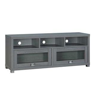 60u0022 Durbin TV Stand Gray - Techni Mobili