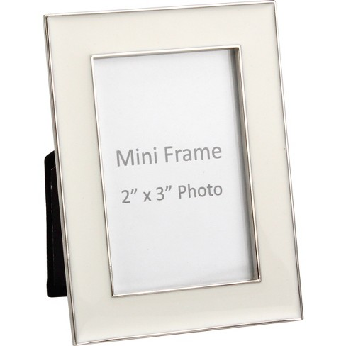 2x3 Enamel Frame Cream Project 62 Target