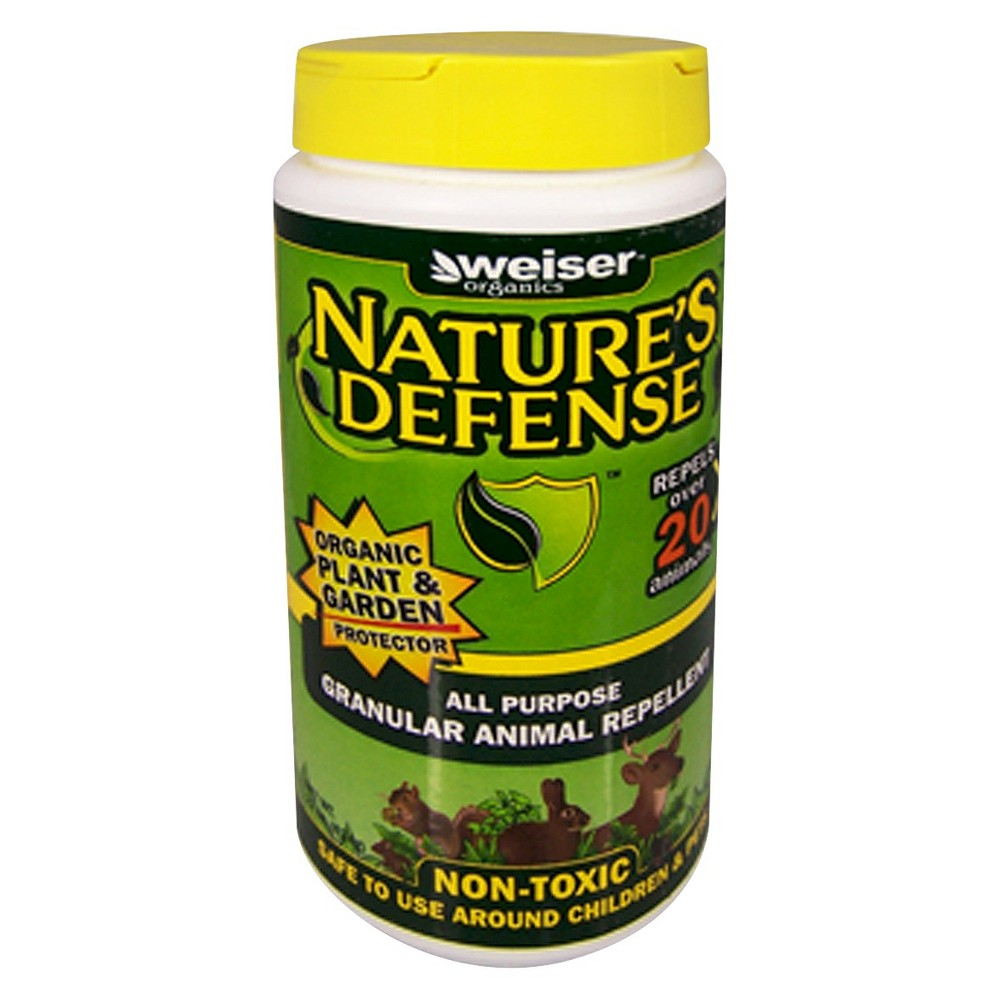 Image of Nature's Defense Organic All Purpose Animal Repellent 22 oz.