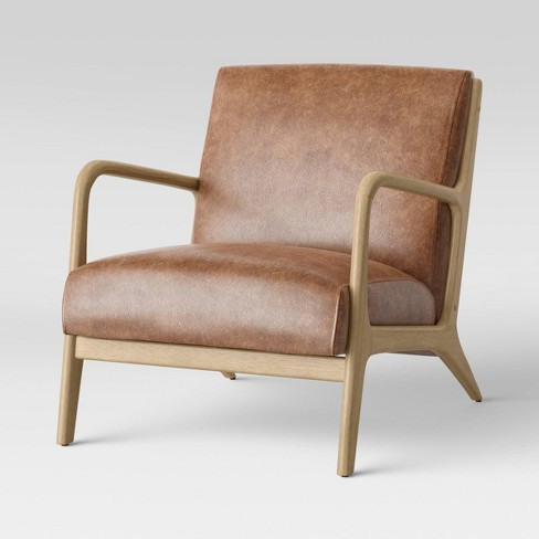 Esters Wood Armchair - Project 62™ - image 1 of 4