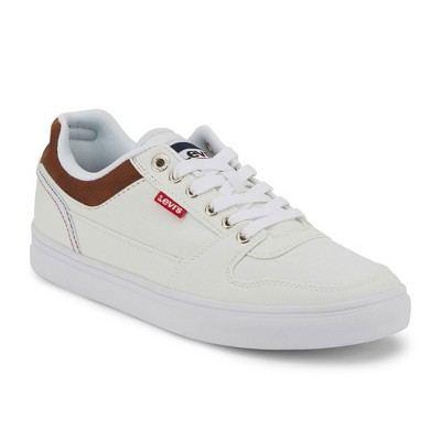 Levi's Mens Mason Lo Olympic Rubber Sole Casual Canvas Sneaker Shoe