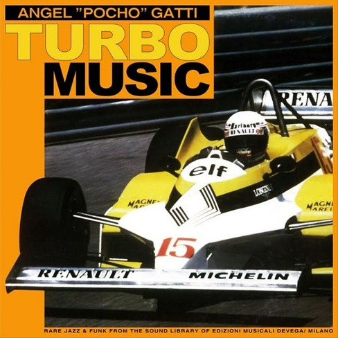 Angel pocho gatti - Turbomusic (Vinyl) - image 1 of 1