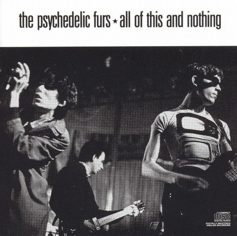 Psychedelic furs - All of this & nothing (CD) - image 1 of 1