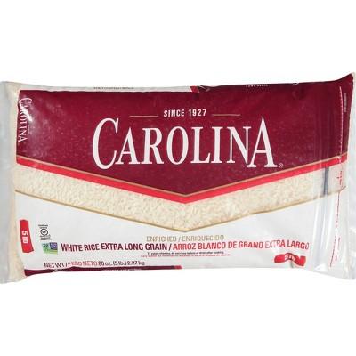 Carolina Enriched Extra Long Grain White Rice - 5lbs
