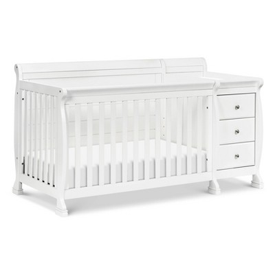 DaVinci Kalani 4-in-1 Convertible Crib & Changer