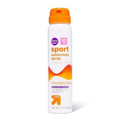 Sport Sunscreen Spray - SPF 30 - 2.2oz - up & up™