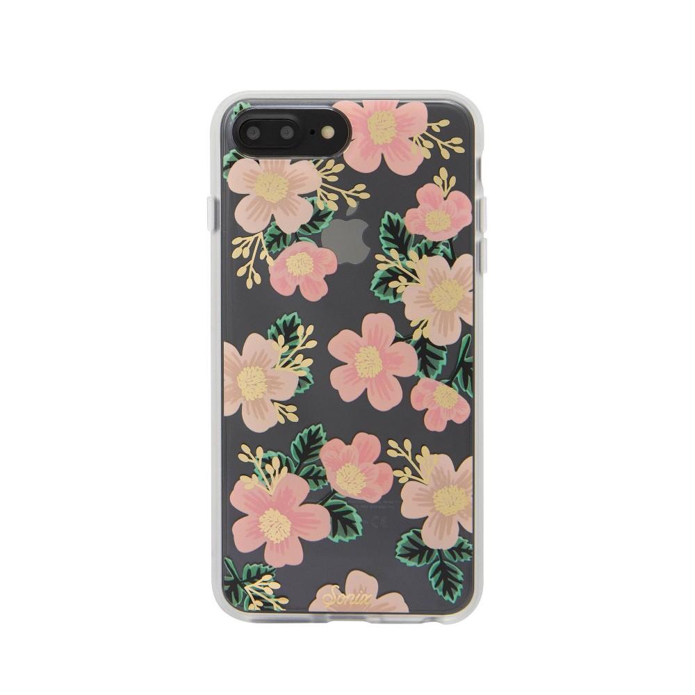 Sonix Apple iPhone 8 Plus/7 Plus/6s Plus/6 Plus Clear Coat Case - Southern Floral