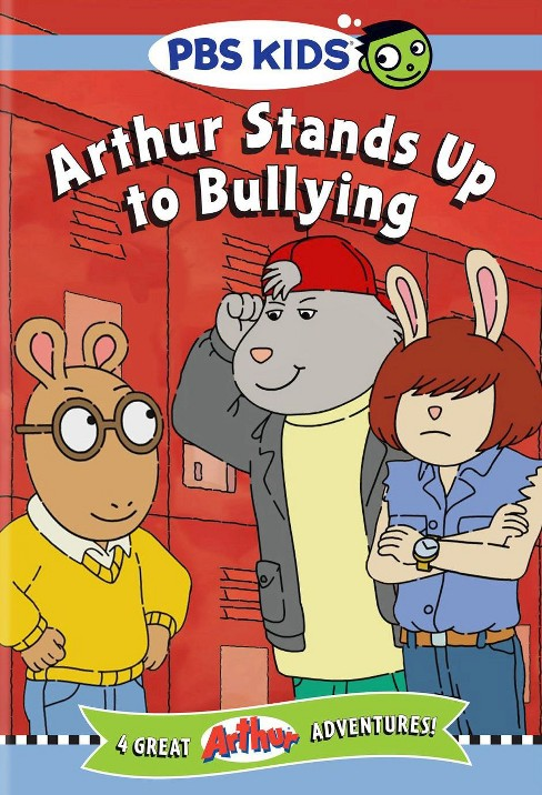 Arthur: Arthur Stands Up to Bullying - image 1 of 1
