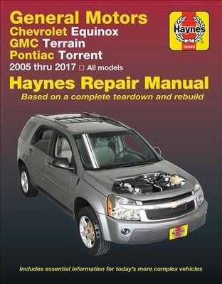 general motors chevrolet equinox gmc terrain pontiac torrent rh target com gmc terrain manual 2011 gmc terrain manual 2013