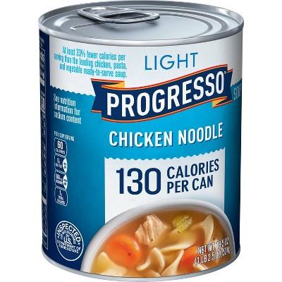 Progresso Light Chicken Noodle Soup - 18.5oz