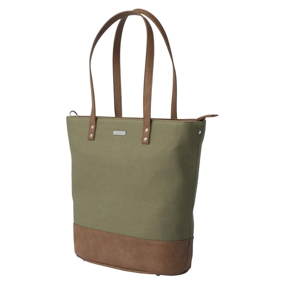Little Unicorn Boardwalk Tote Diaper Bag - Olive (Green)