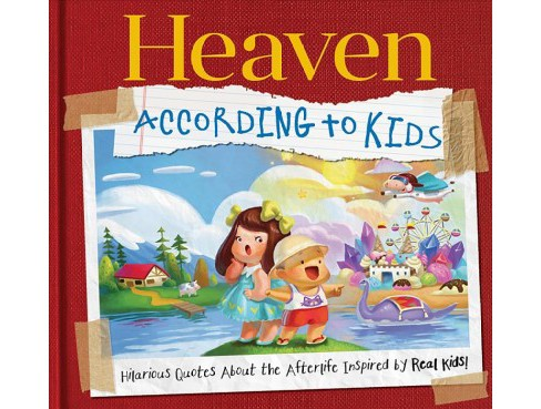 Heaven According to Kids (Hardcover) - image 1 of 1