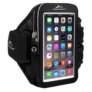 "Armpocket Ultra Armband (fits up to 6"" Phone) - Black"