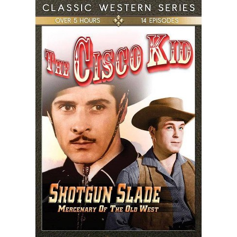 TV Classic Westerns Volume 2: Famous Westerns (DVD) - image 1 of 1
