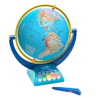Educational Insights GeoSafari Jr. Talking Globe