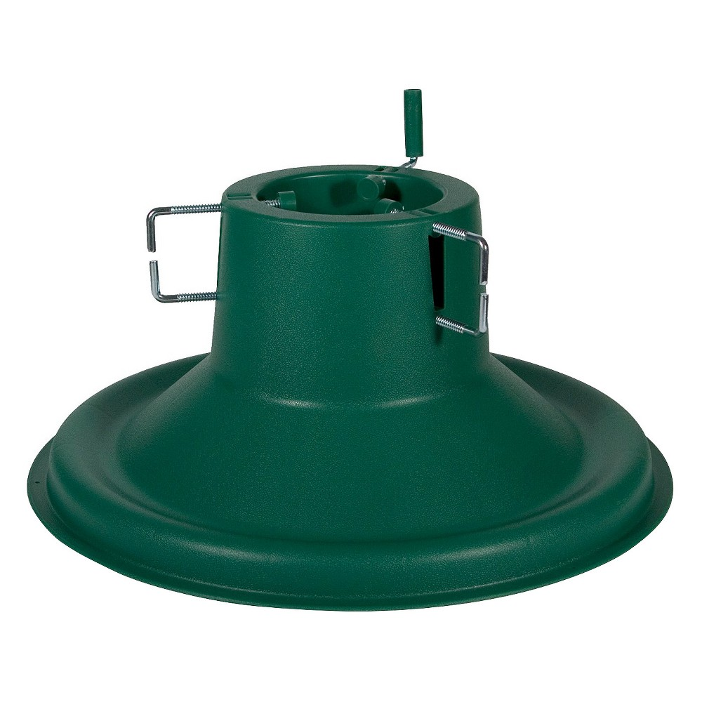 Image of Home Logic 6ft Ultimate Christmas Tree Stand Green