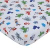 Toy Story 2pc Power Up Toddler Sheet Set - image 2 of 4