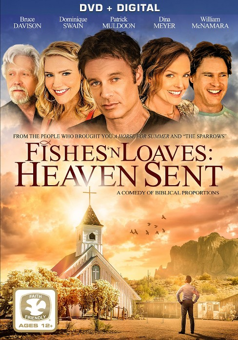 Fishes n loaves:Heaven sent (DVD) - image 1 of 1