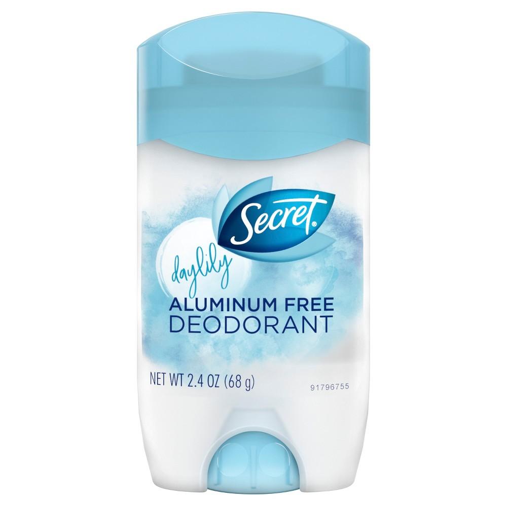 Image of Secret Aluminum Free Daylily Deodorant - 2.4oz