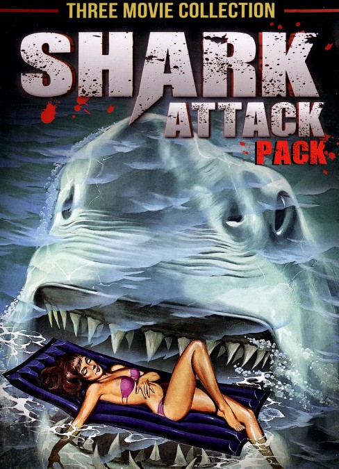 Shark attack pack (DVD) - image 1 of 1