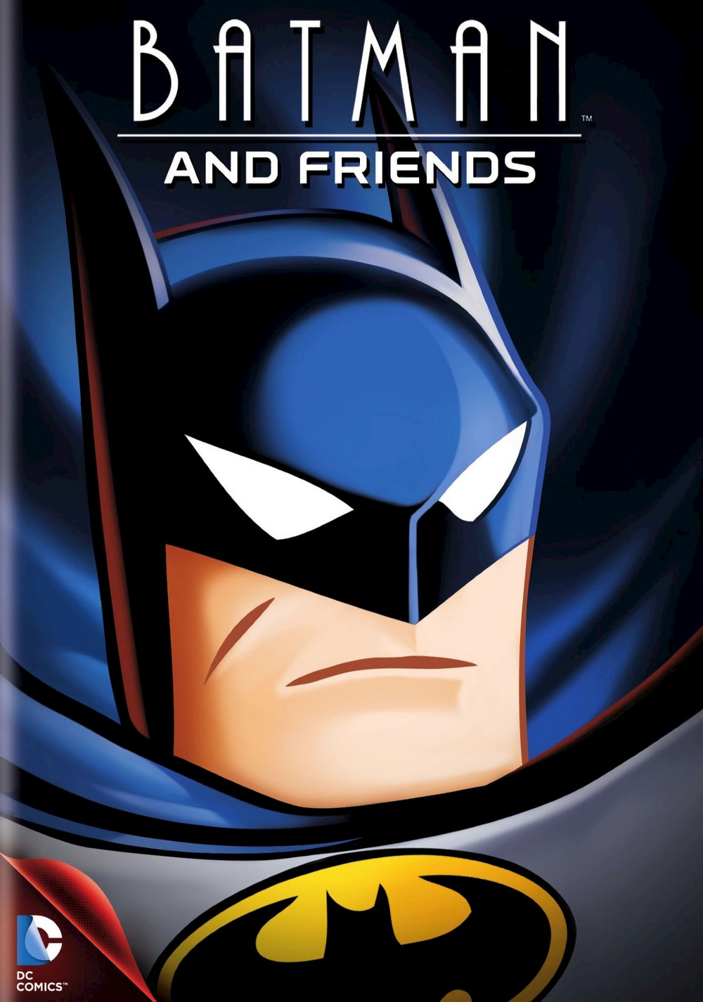 Batman and Friends, Movies