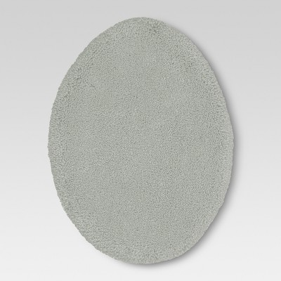Performance Solid Toilet Lid Cover Classic Gray - Threshold™
