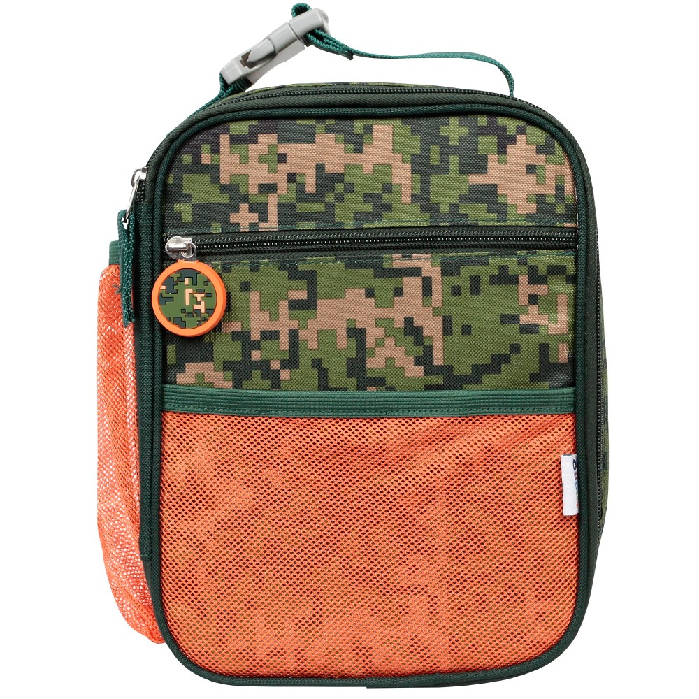 Image of Crckt Vertical Lunch Tote - Camo