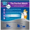Fresh Step Multi-Cat Scented Litter with the Power of Febreze Clumping Cat Litter - 25lb - image 2 of 4