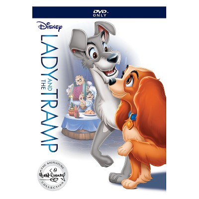 Lady and the Tramp Signature Collection (DVD)