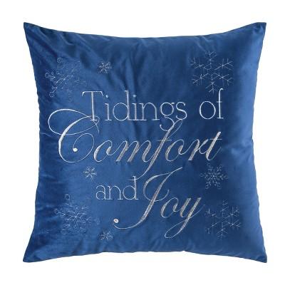 "C&F Home 18"" x 18"" Comfort & Joy Pillow"