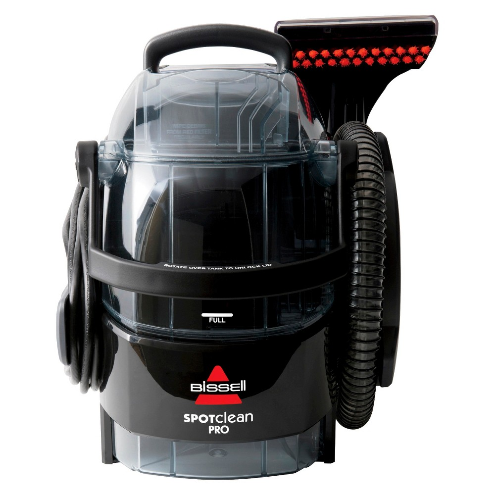 Bissell SpotClean Pro Portable Upholstery and Carpet Cleaner - Black 3624