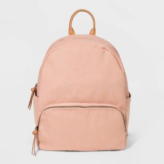 Canvas Dome Backpack - Universal Thread™ Blush
