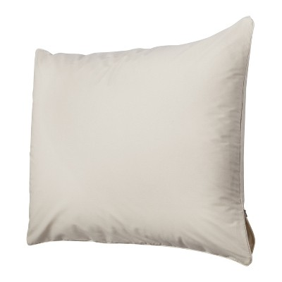 AllerEase Organic Cotton Allergy Protection Zippered Pillow Protector - (Standard/Queen)