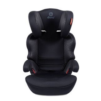 Diono Everett NXT Latch Booster Car Seat - Black