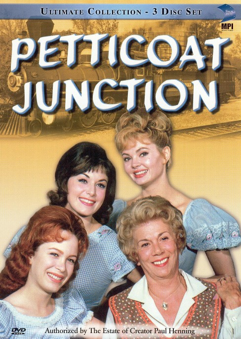 Petticoat junction ultimate collectio (DVD) - image 1 of 1