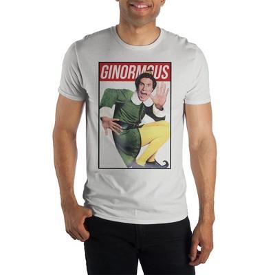 Elf Ginormous Short-Sleeve Tee Shirt